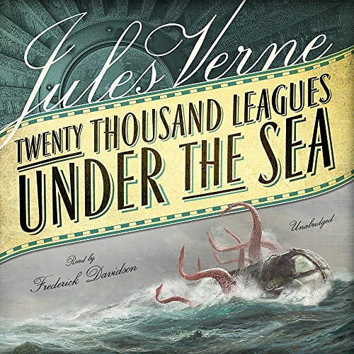 Twenty Thousand Leagues Under the Sea : Library Edition