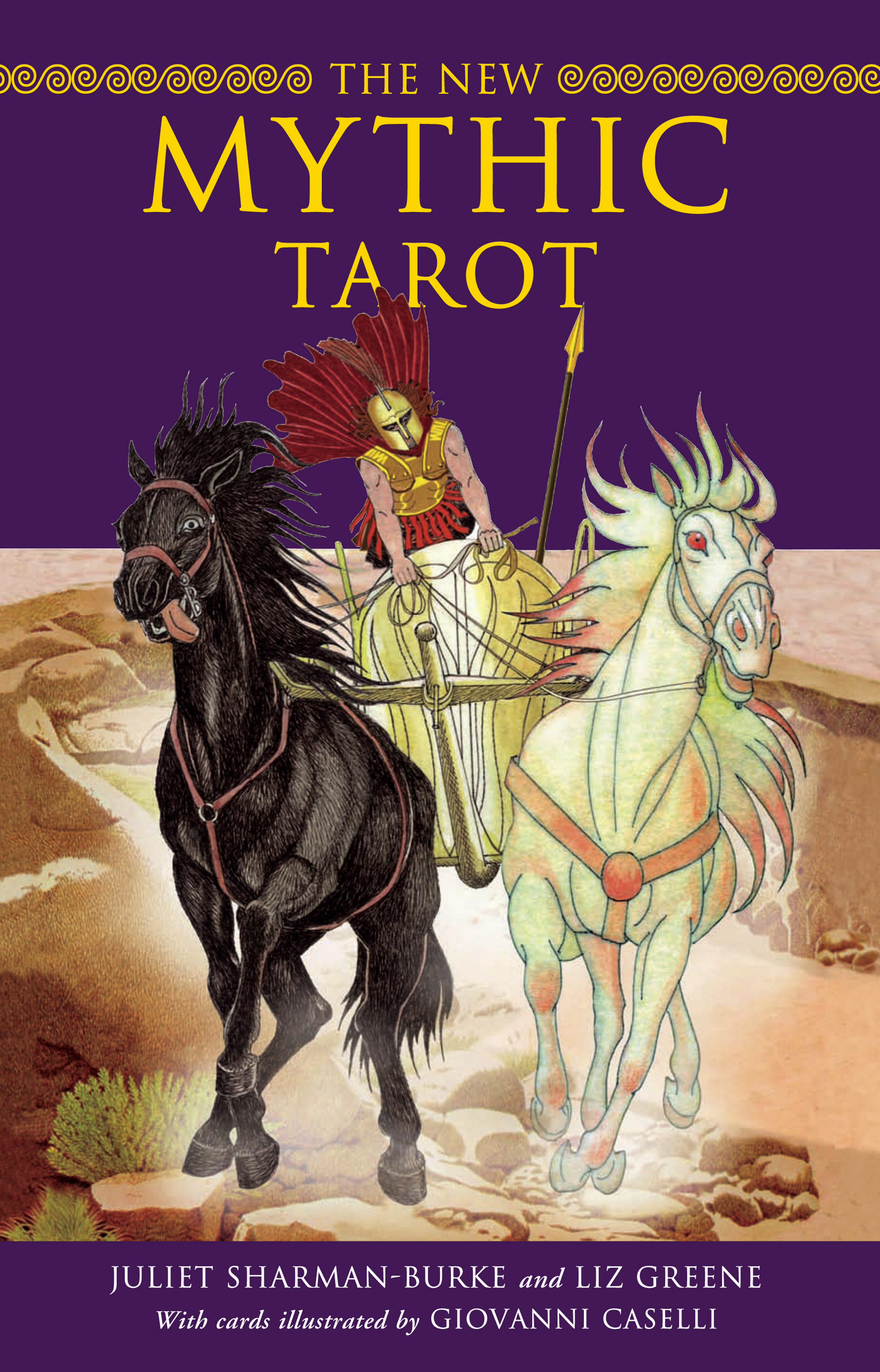 The New Mythic Tarot Deck by Giovanni Caselli, ISBN: 9781846041785