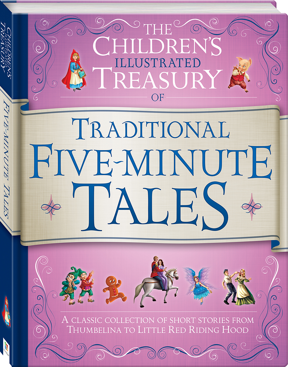 Traditional Five-Minute TalesThe Children's Illustrated Treasury