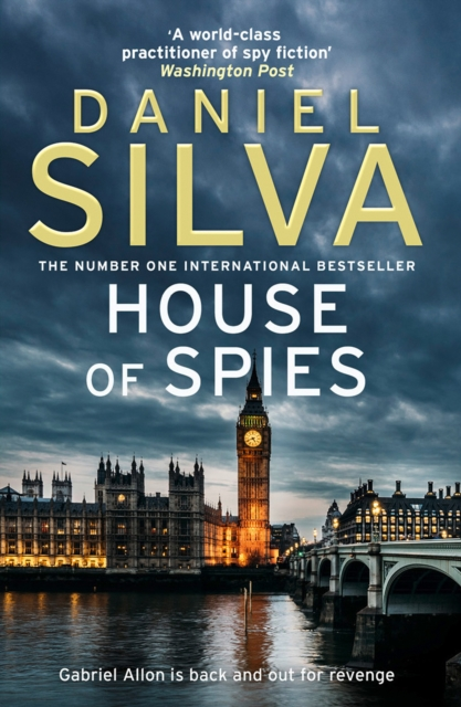 House of Spies by Daniel Silva, ISBN: 9780008104764