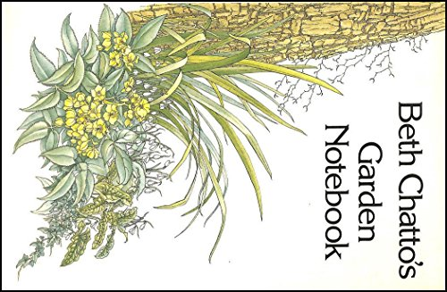Beth Chatto's Garden Notebook by Beth Chatto, ISBN: 9780460047357