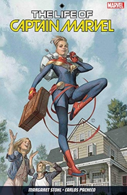 The Life of Captain Marvel by Margaret Stohl, Carlos Pacheco, ISBN: 9781846539503