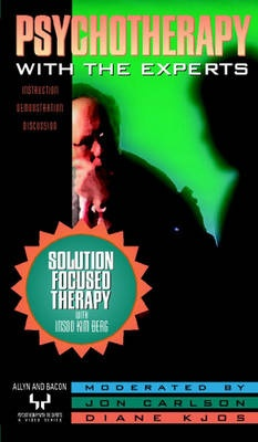 Solution Focused Therapy with Insoo Kim Berg by Jon Carlson, ISBN: 9780205328871