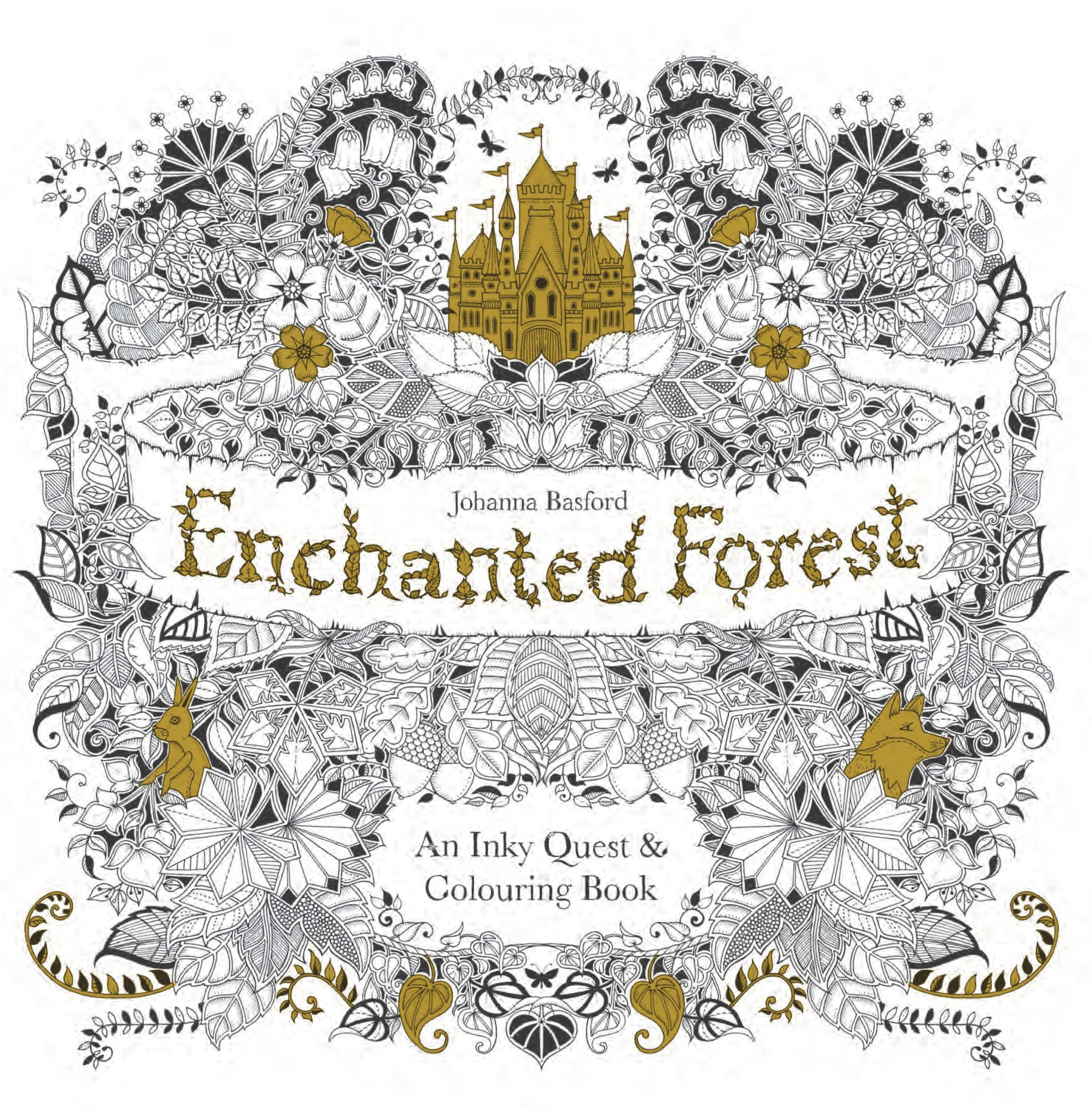 Cover Art for Enchanted Forest, ISBN: 9781780674872