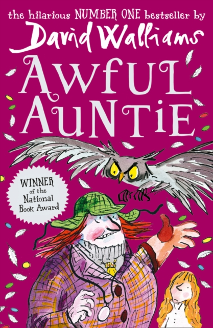 Awful Auntie by David Walliams, ISBN: 9780007453627