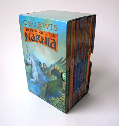 The Chronicles of Narnia Box Set (Chronicles Of Narnia)