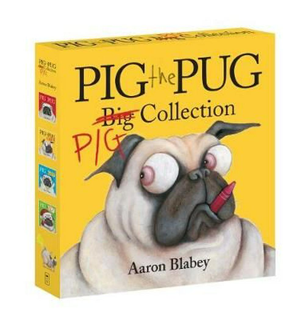 Pig the Pug Big Collection
