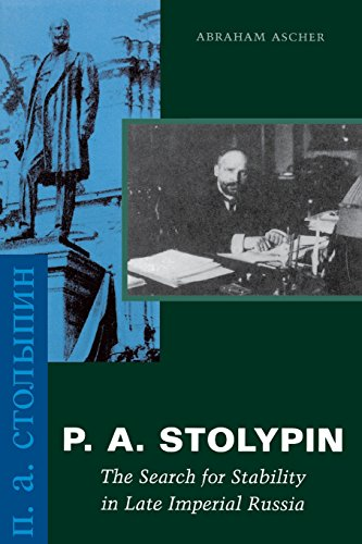 P.A.Stolypin