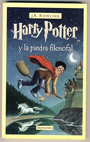 Harry Potter y La Piedra Filosofal - 1