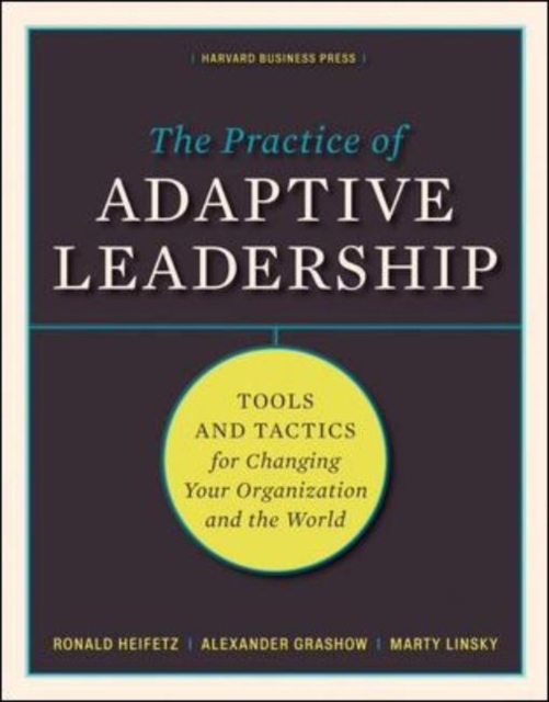 Practice of Adpative Leadership