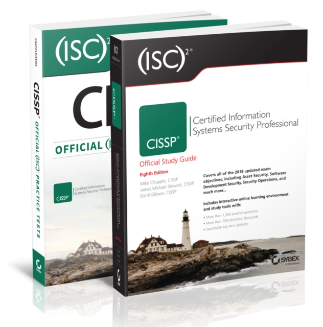 (Isc)2 Cissp Certified Information Systems Security Professional Official Study Guide, 8th Edition and Official Practice Tests, 2nd Edition Kit