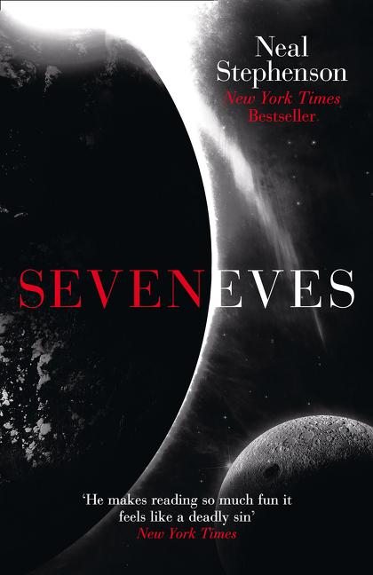 Cover Art for Seveneves, ISBN: 9780008132521