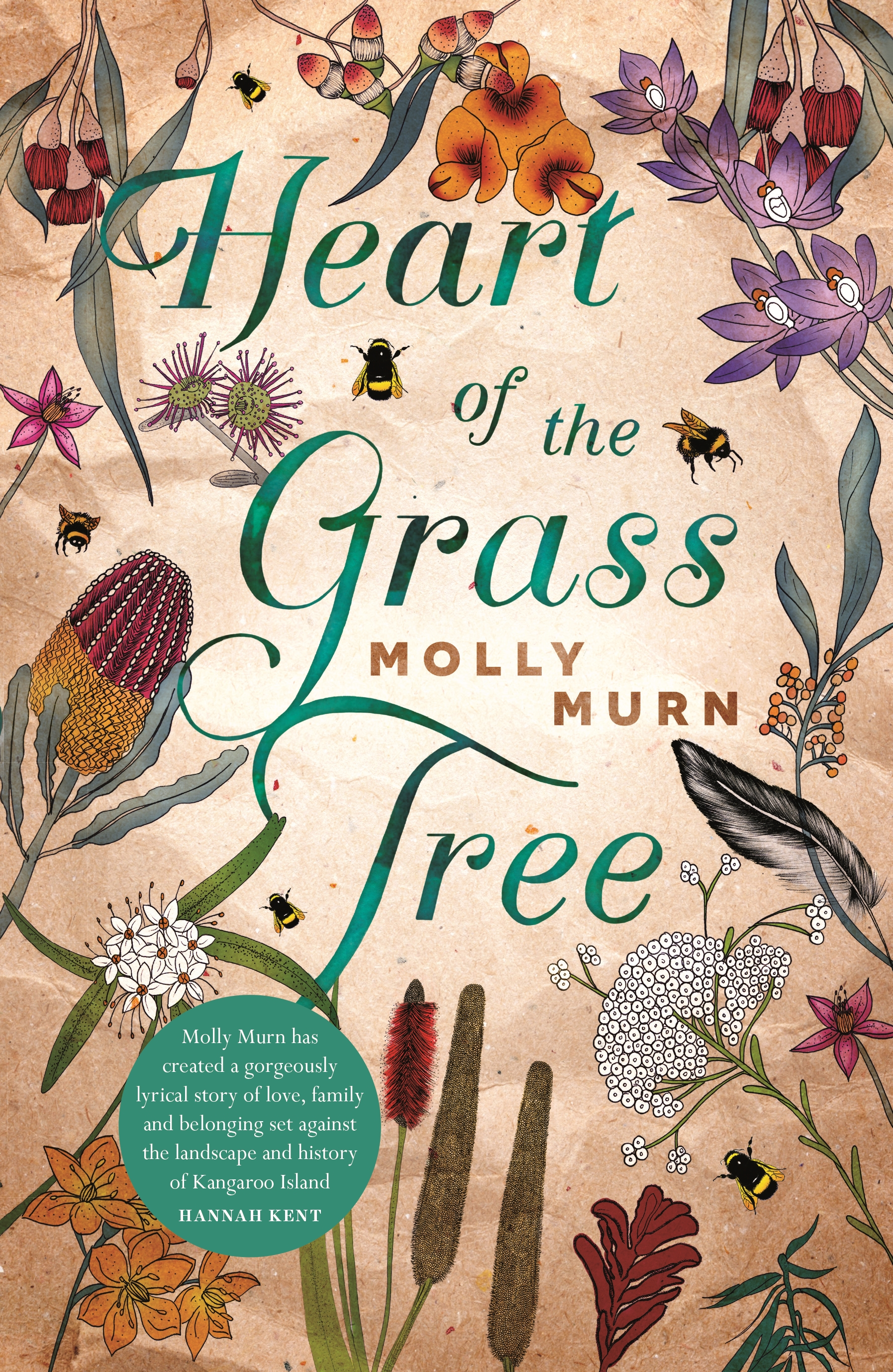 Heart of the Grass Tree by Molly Murn, ISBN: 9780143792499