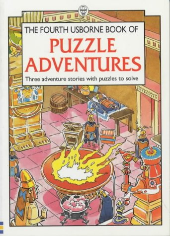 Fourth Book of Puzzle Adventures (Usborne Puzzle Adventures)