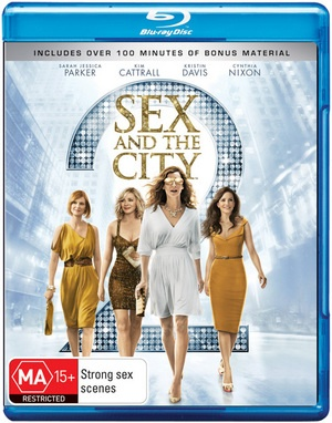 Cover Art for Sex & The City 1 BD/Sex & The City 2 (Blu-Ray), ISBN: 9398711104089