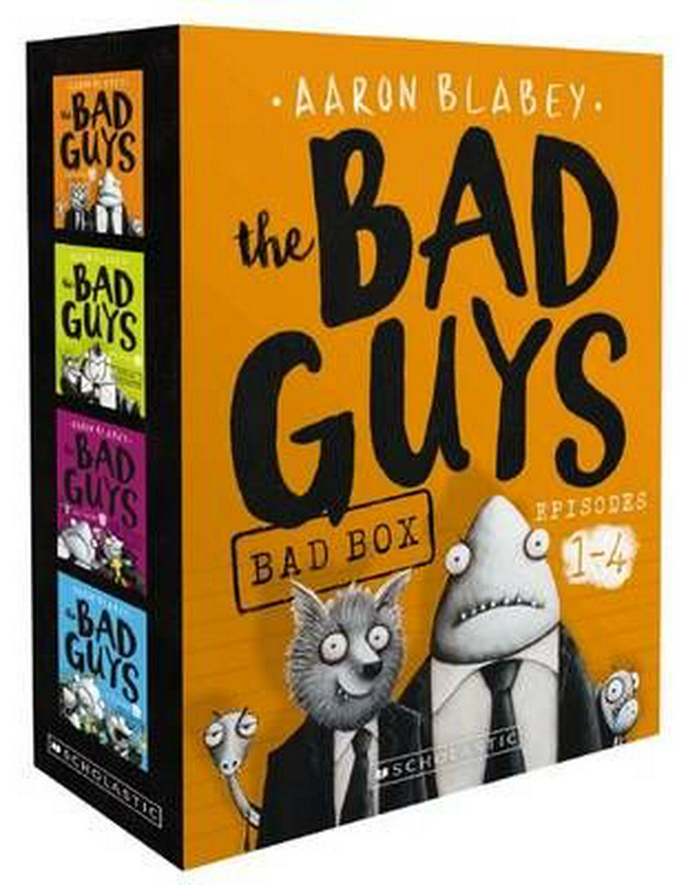 The Bad GuysBad Box