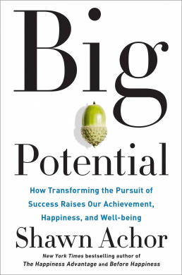 Big Potential by Shawn Achor, ISBN: 9780525574408