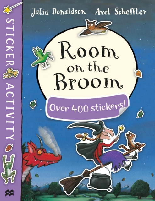 Room on the Broom Sticker Book