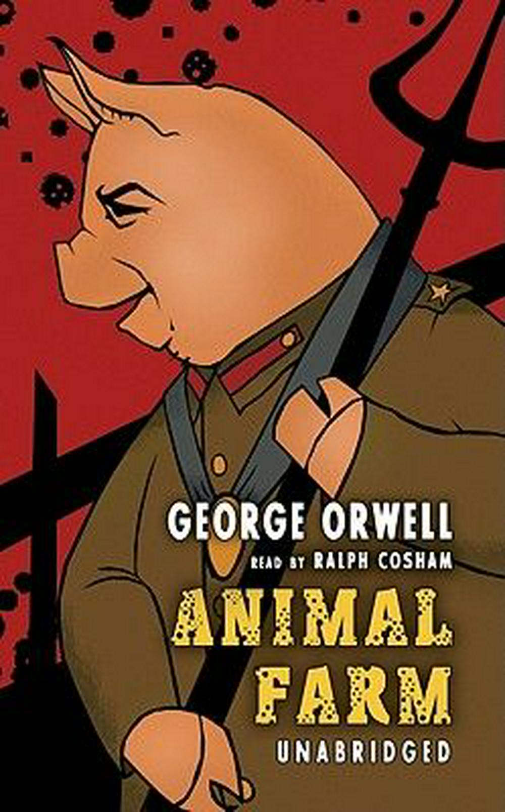 jimmy cross and george orwell comparison How 1984 is 2018 21st february 2018 george orwell's novel 1984 describes a dystopian world in which the state is omnipresent a better comparison would be.