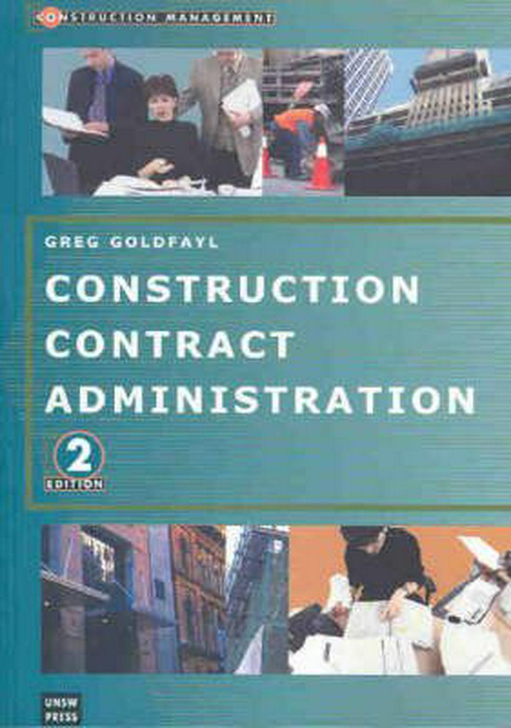 Construction Contract Administration (Paperback)