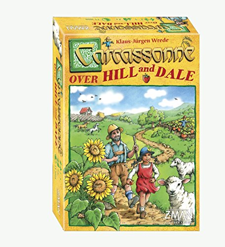 Carcassonne Over Hill and Dale Board Game by Unknown, ISBN: 0681706786506