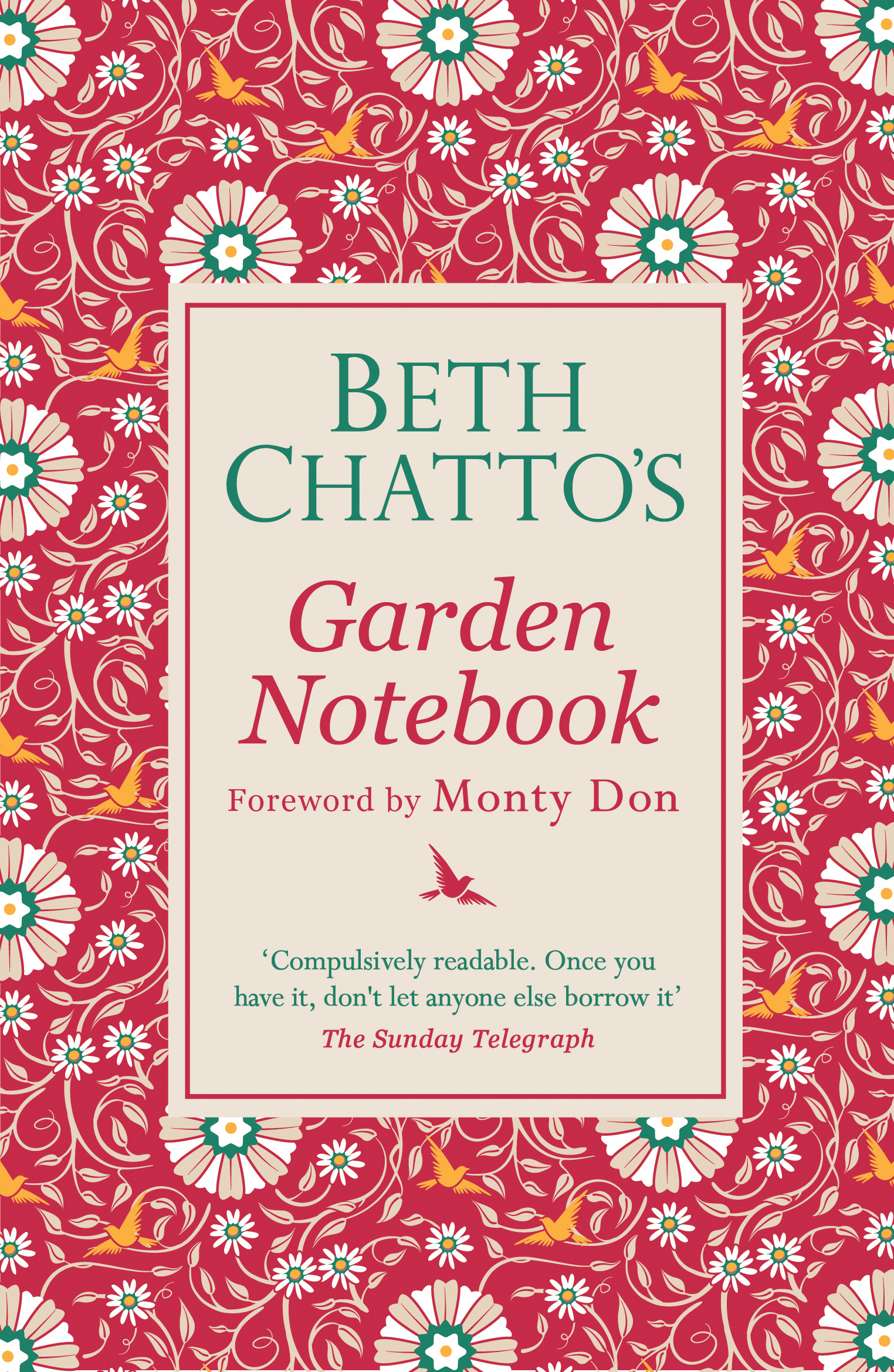 Beth Chatto's Garden Notebook by Beth Chatto, ISBN: 9781474610957