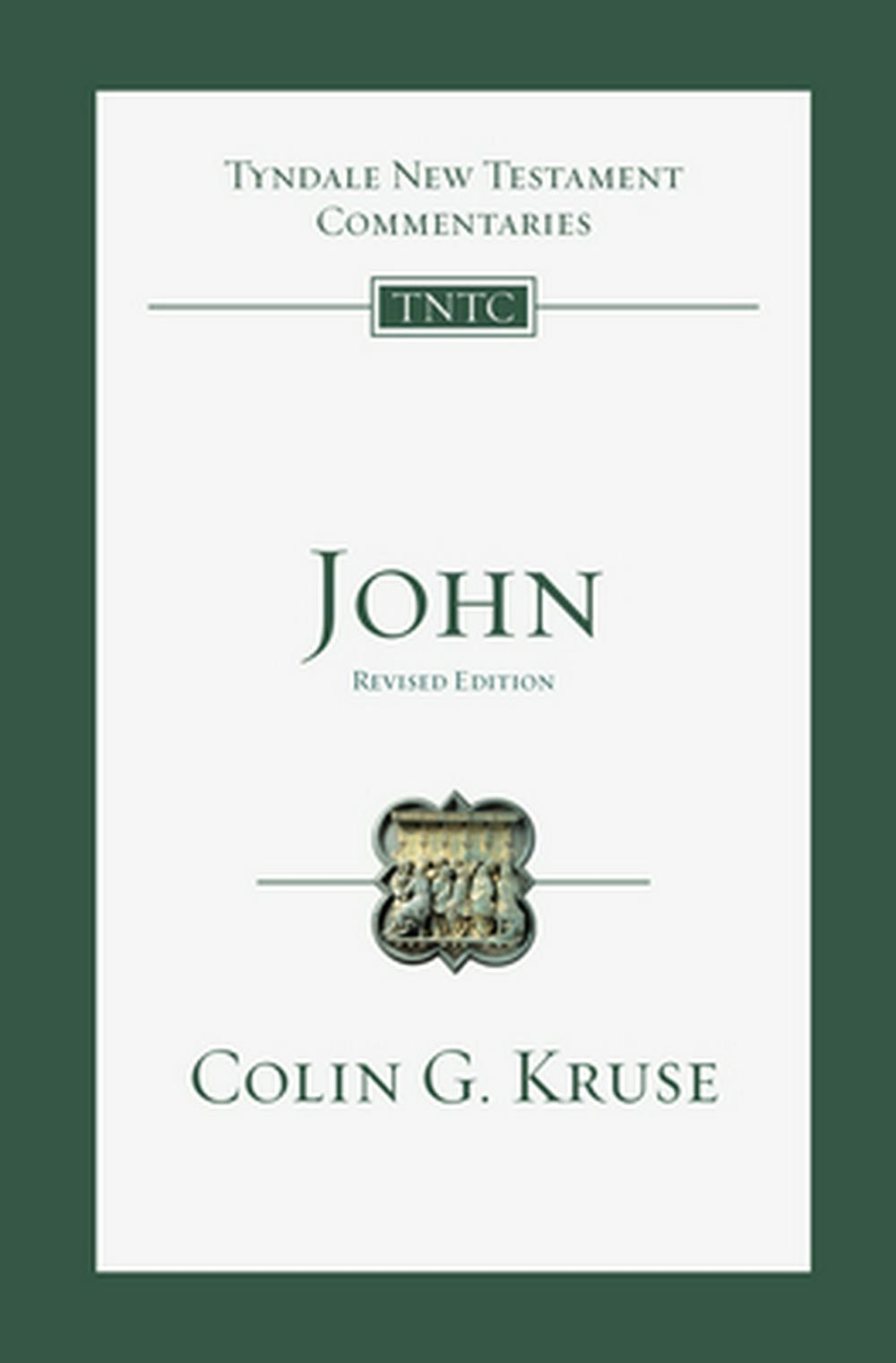 John: 4 (Tyndale New Testament Commentaries)
