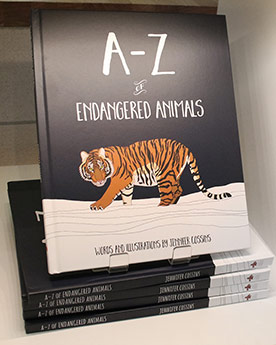 A - Z of Endangered Animals