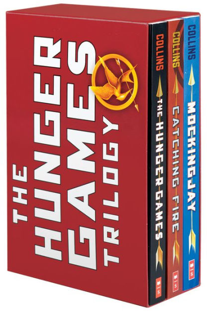 The Hunger Games Trilogy Boxset by Suzanne Collins, ISBN: 9780545626385
