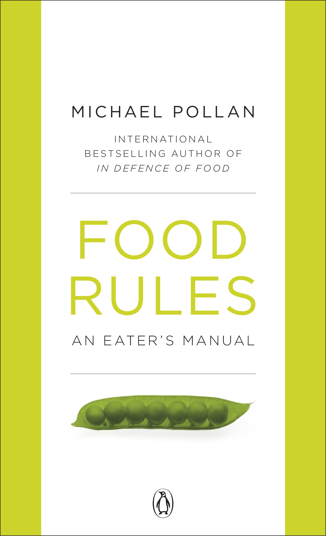 Food Rules by Michael Pollan, ISBN: 9780141962979