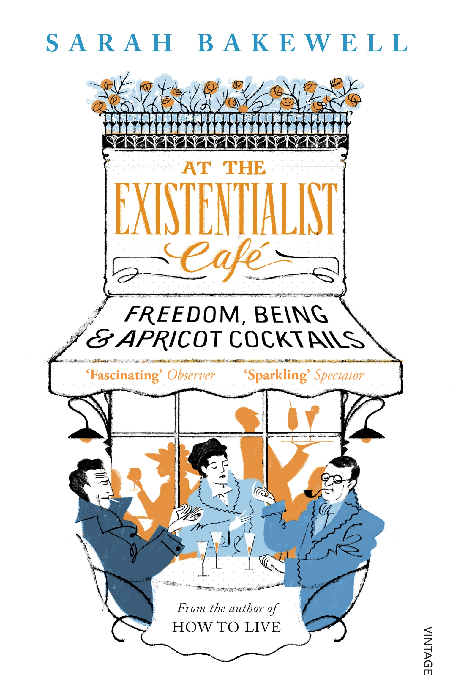 At The Existentialist Café by Sarah Bakewell, ISBN: 9781473545328