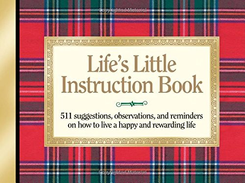 Complete Life's Little Instruction Book by H. Jackson, Jr. Brown, ISBN: 9781401601195
