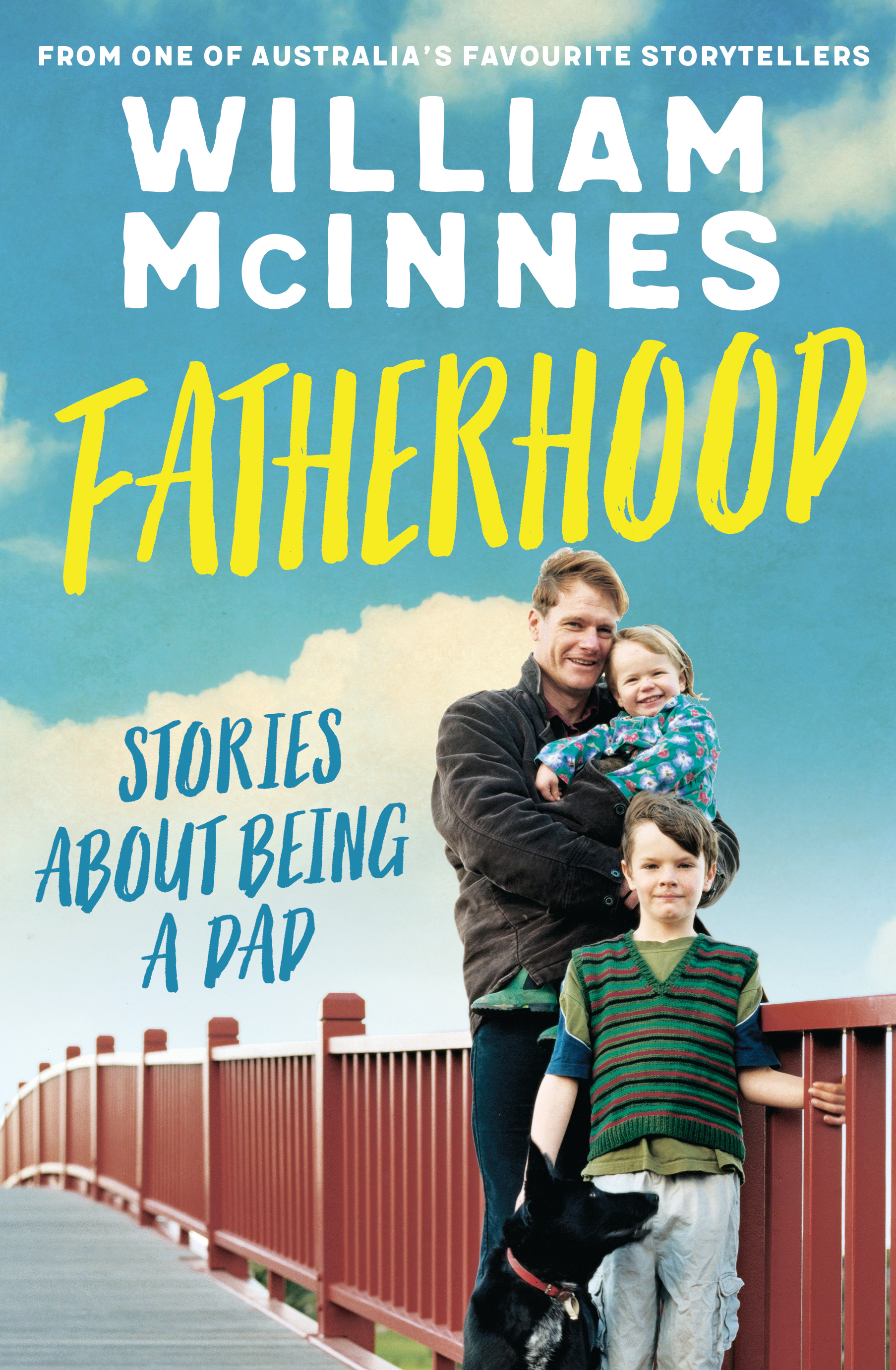 Fatherhood by William McInnes, ISBN: 9780733635540