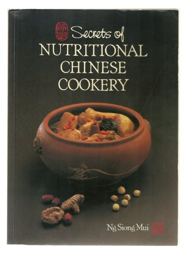 Secrets Nutrit.Chinese Cookery