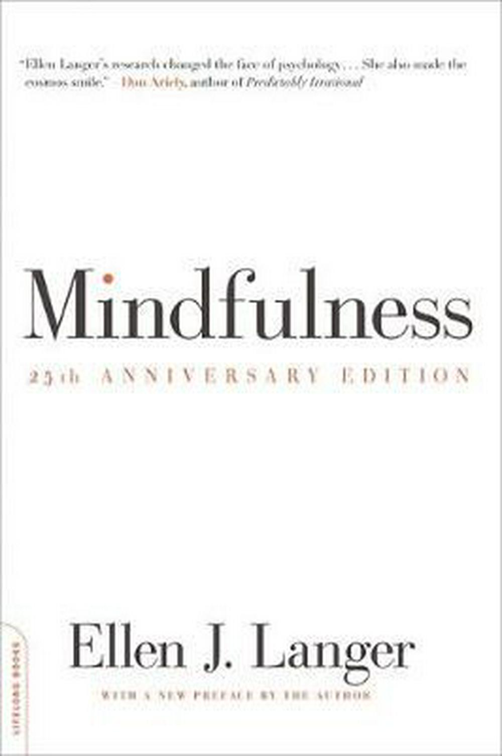 Mindfulness, 25th anniversary edition (Merloyd Lawrence Book)
