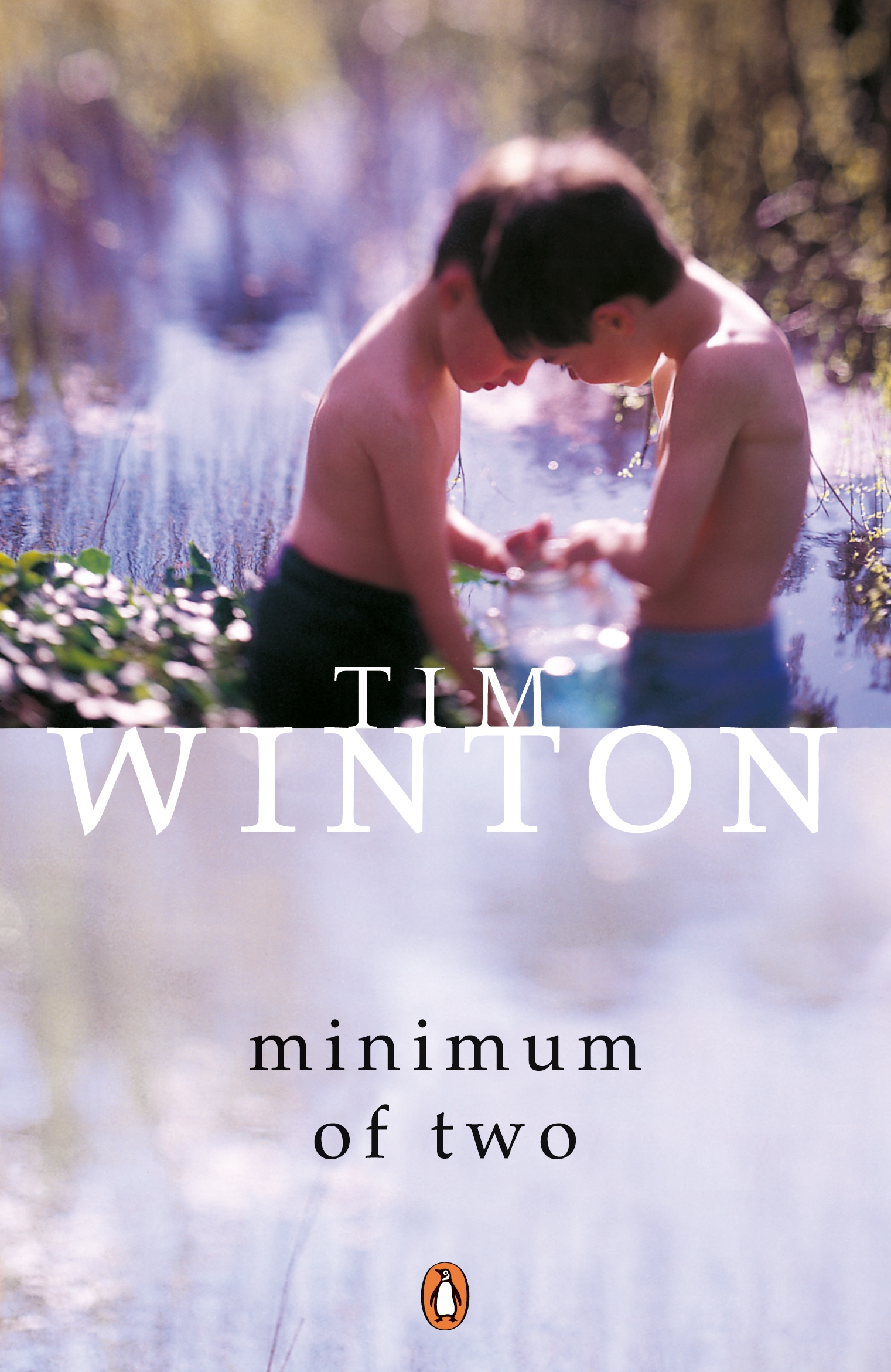 minimum of two by tim winton Description of the book minimum of two: 'these stories are a wonderful introduction to his quirky fictional world -- gutsy, funny, lyrical but unpretentious independent tim winton's second short-story collection explores the complexity of human relationships through the themes of futility and hope, revenge and redemption, birth and death that twist through each tale in turn, emerging, re.