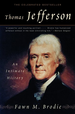 Thomas jefferson research paper