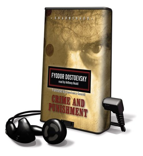 Crime and Punishment [With Headphones]