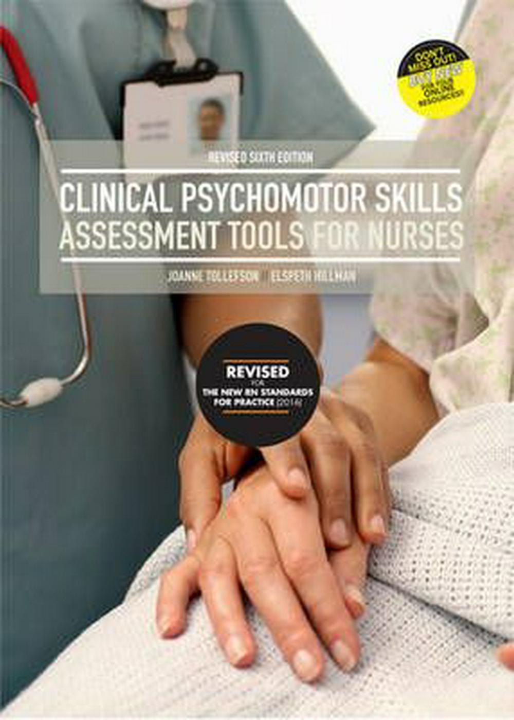 Clinical Psychomotor Skills with Student Resource Access 24 Months (3 Point) Revised 6e