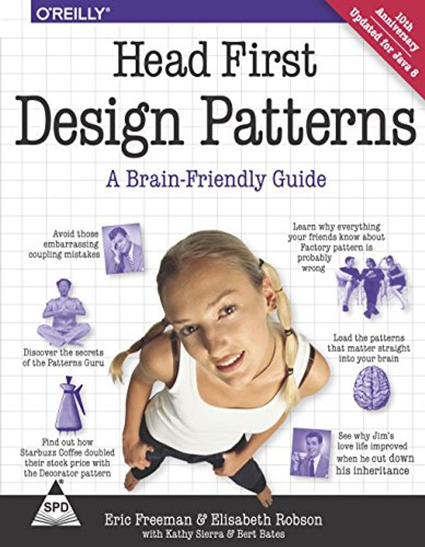 Booko: Comparing prices for Head First Design Patterns, 10th