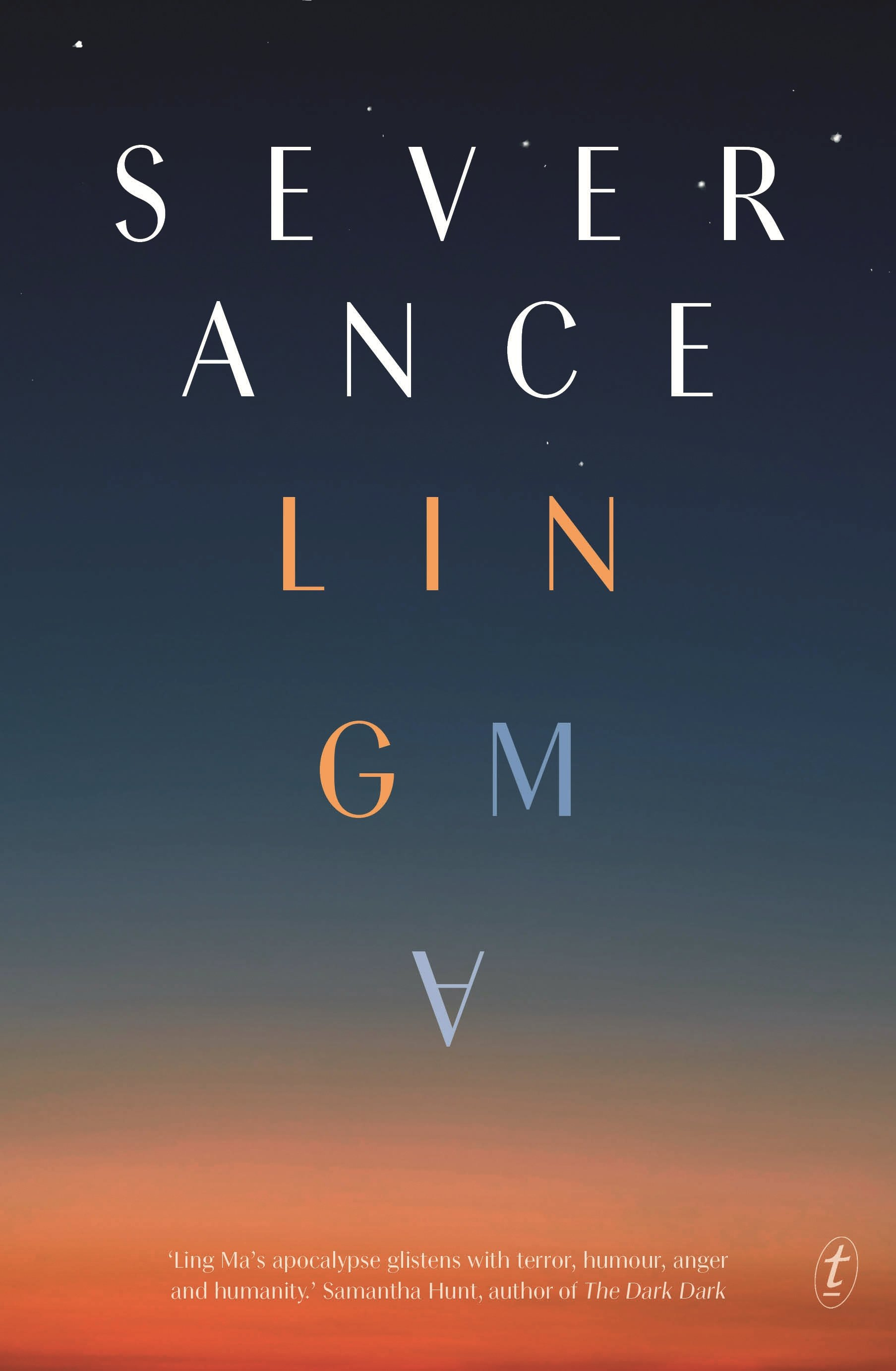 Severance by Ling Ma, ISBN: 9781925773279