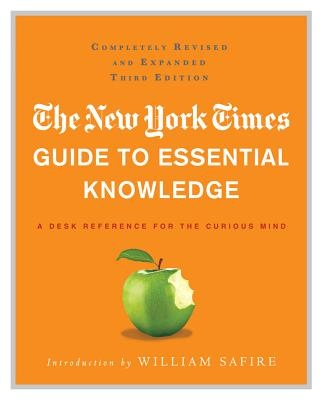 The New York Times Guide to Essential Knowledge by New York Times, ISBN: 9780312643027