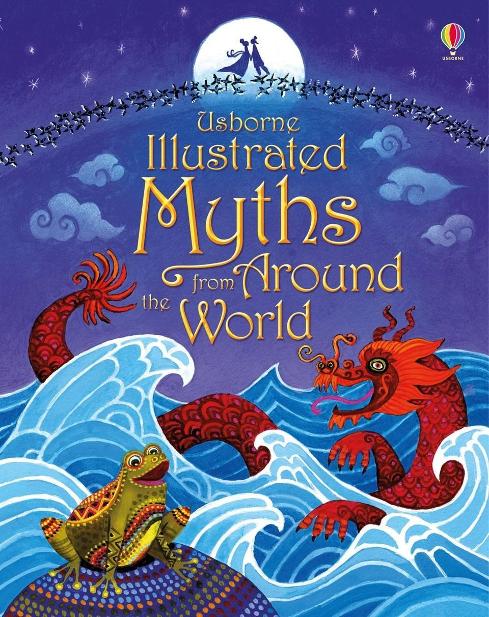 Illustrated Myths from Around the World (Illustrated Story Collections)