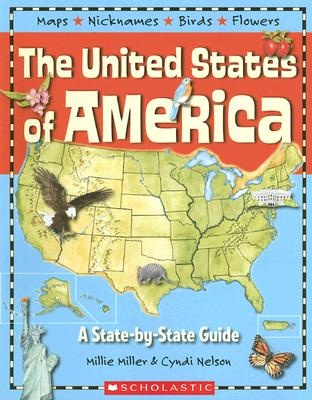 Cover Art for The United States of America: A State-By-State Guide, ISBN: 9780439827652