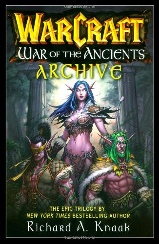 Cover Art for War of the Ancients Archive, ISBN: 9781416552031