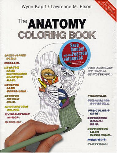 Human Anatomy And Physiology WITH A Brief Atlas Of The Body AND Coloring Book