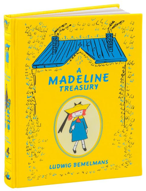 A Madeline Treasury (Barnes & Noble Collectible Editions): The Original Stories