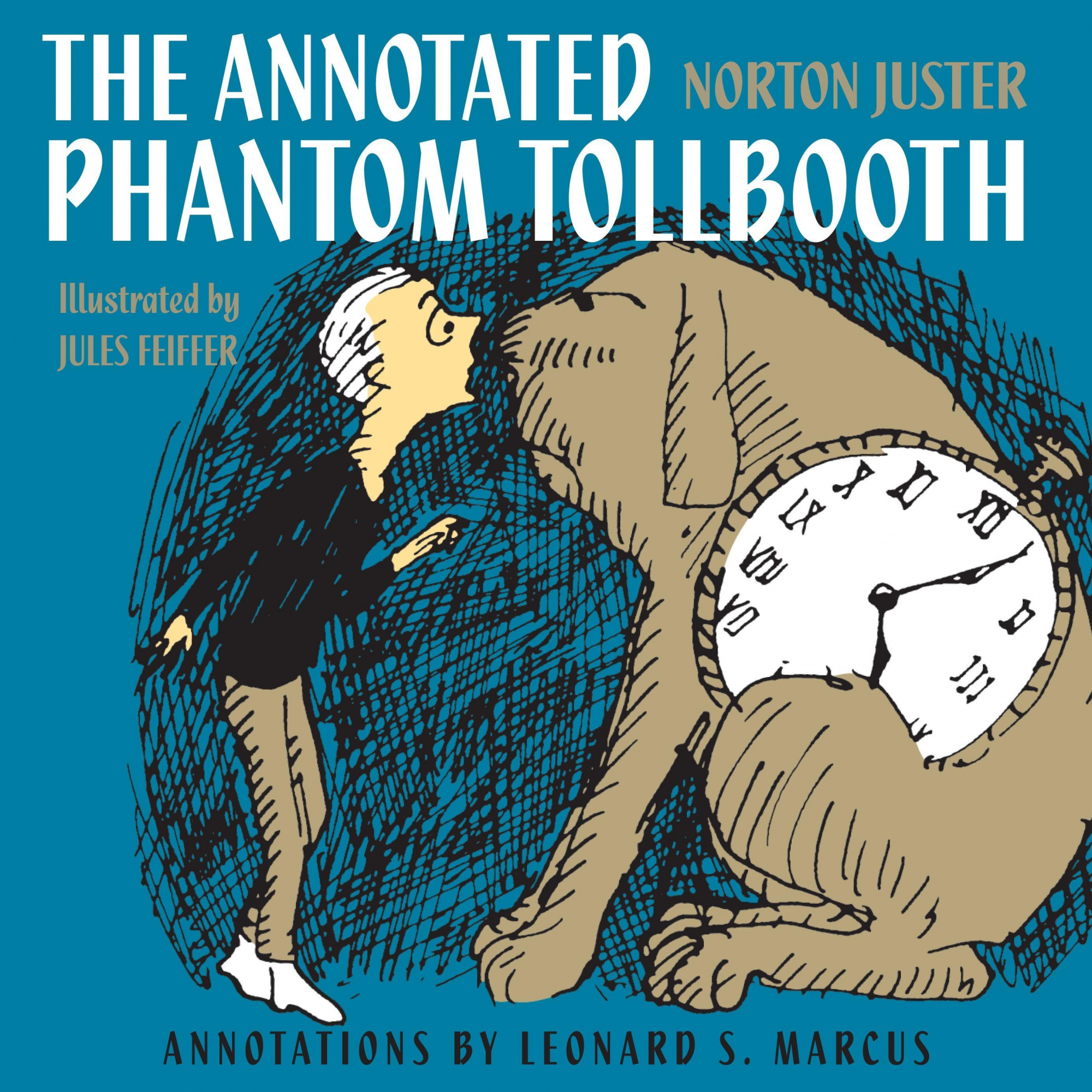 The Phantom Tollbooth (Annotated) by Norton Juster, ISBN: 9780375857157