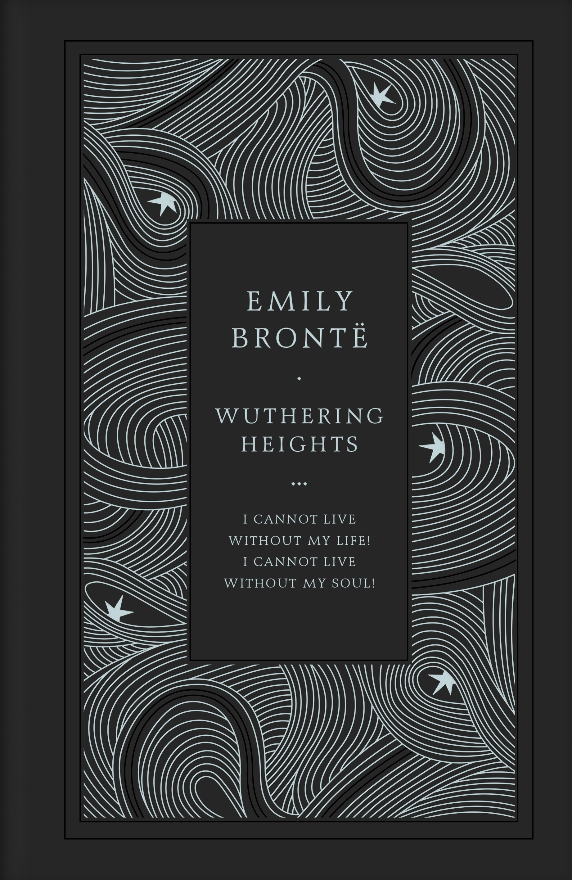 Wuthering Heights (Faux Leather Edition)Design by Coralie Bickford-Smith