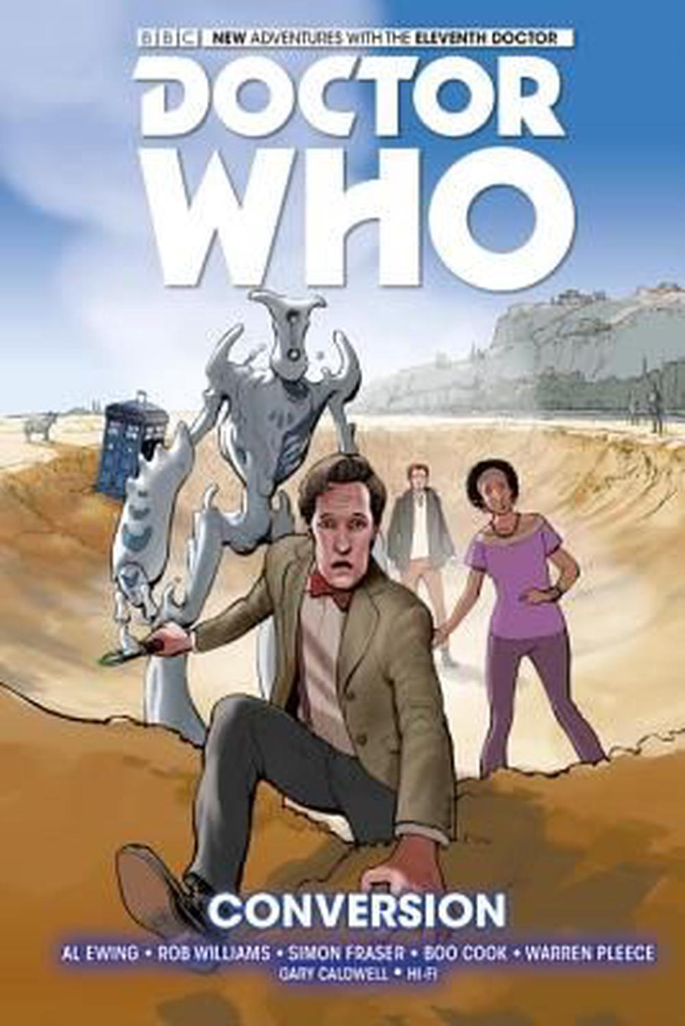 Doctor Who the Eleventh Doctor 3: Conversion